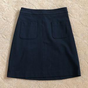 ➰ black Anne Taylor skirt
